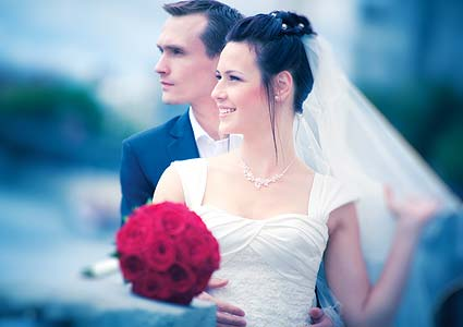 Visit A Bridal Expo When Planning A Wedding