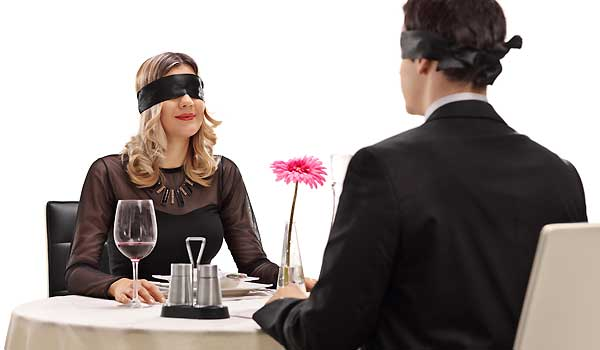 Blind Dates – Facts And Fallacies