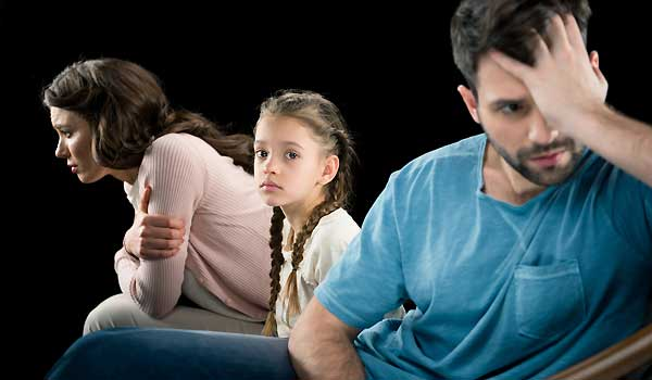 How To Help Your Children Deal With Divorce